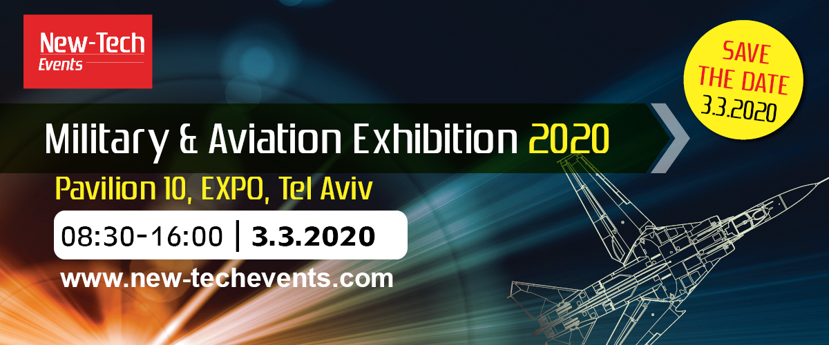 MILITARY & AVIATION EXHIBITION 2020 - New Tech Events
